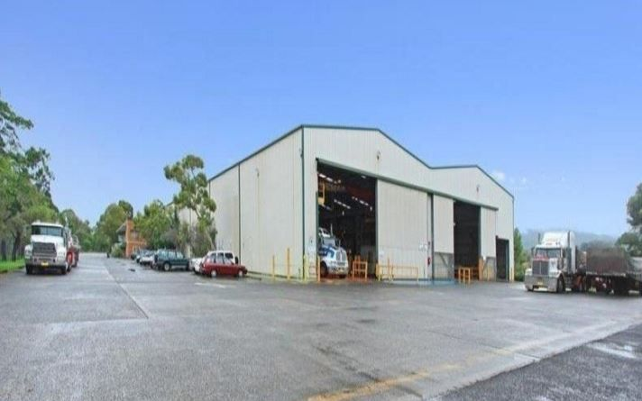 A-GRADE INDUSTRIAL PROPERTY