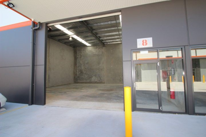 SOUGHT AFTER NEW INDUSTRIAL UNIT