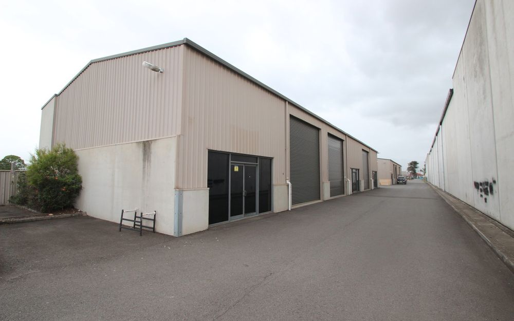 MULTIPLE INDUSTRIAL UNITS