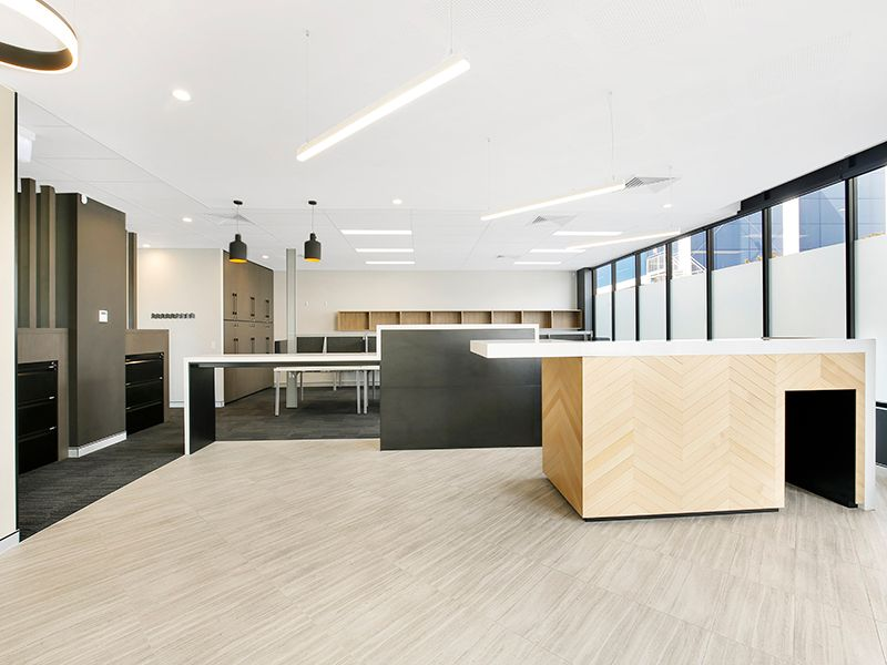 Bespoke Fitout – Strategic Position