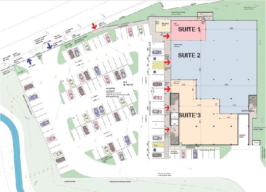 NEW RETAIL & OFFICE PARK