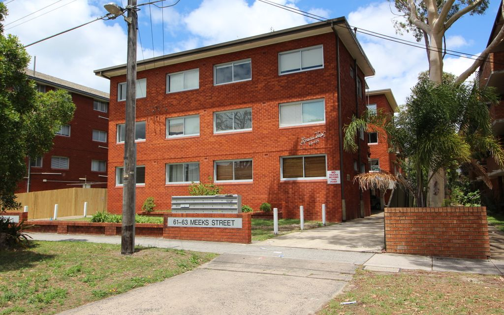 Renovated 2 bedroom unit within walking distance to the Hub of Kingsford