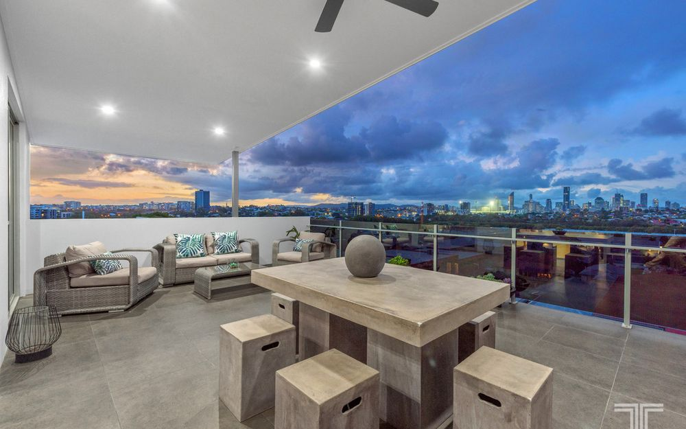 Exquisite Penthouse Living with Panoramic City Views