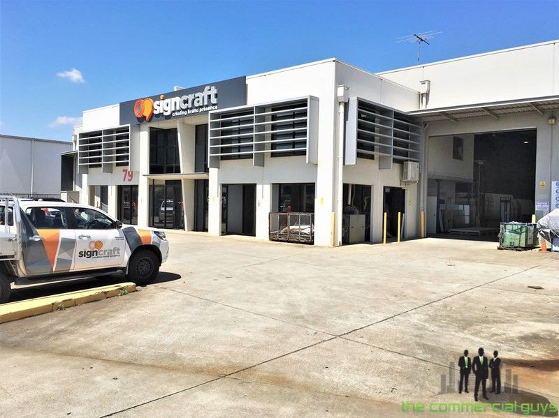 Clear Span Warehouse Facility in GREAT Location