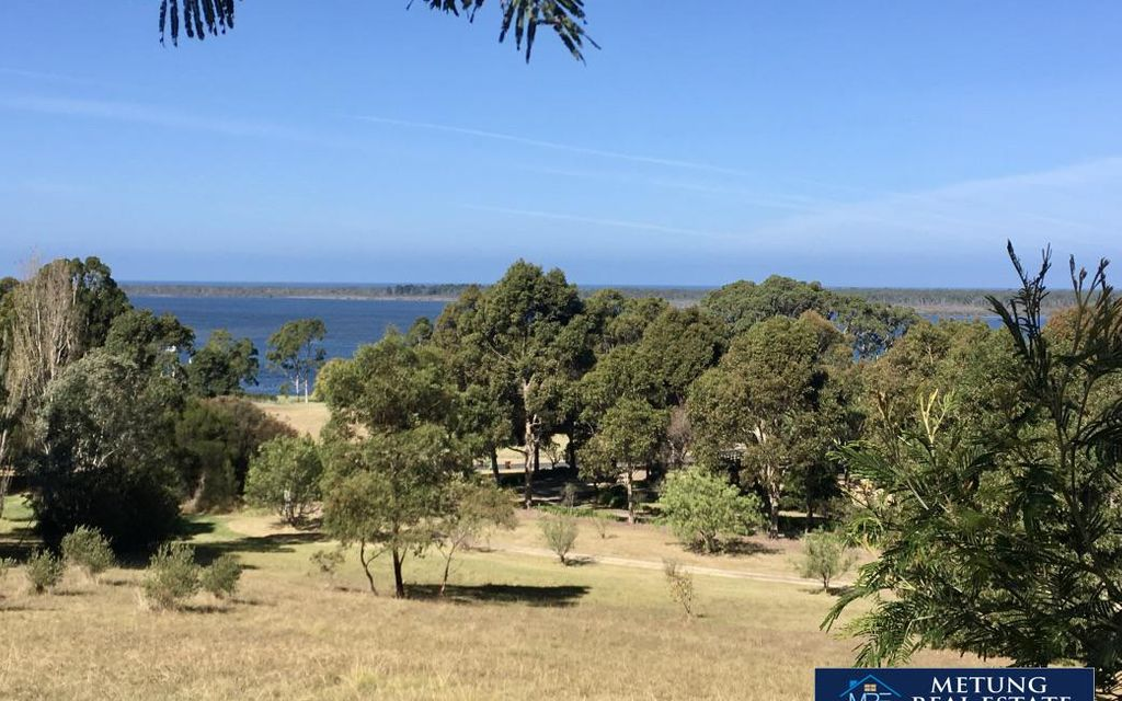 ONE OF THE BEST VIEWS OF THE GIPPSLAND LAKES reduced by $45,000