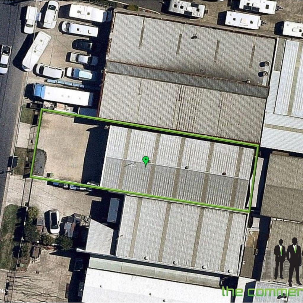Clean Freestanding Warehouse