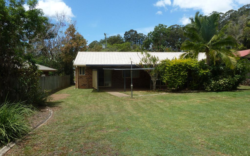 Peaceful home located in a quiet leafy street of Palmwoods