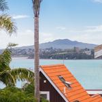 Three bedroom executive home with sea views