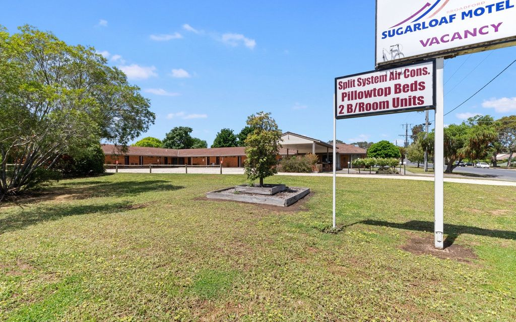 Only Motel in Town & just off the busy Hume Highway