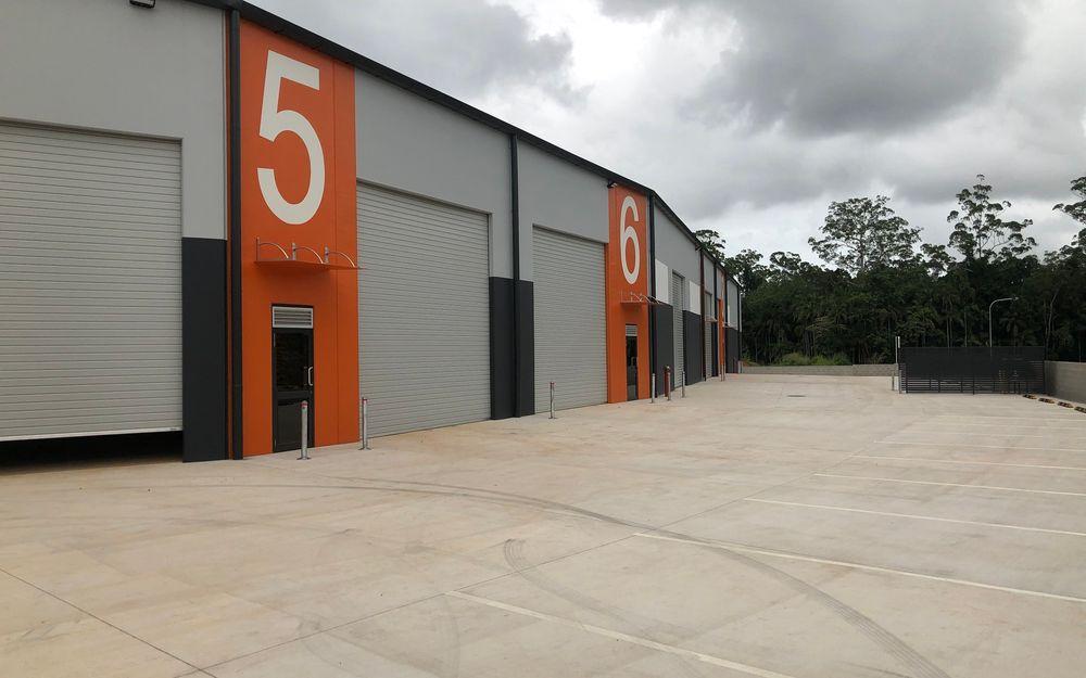 Brand New Warehousing