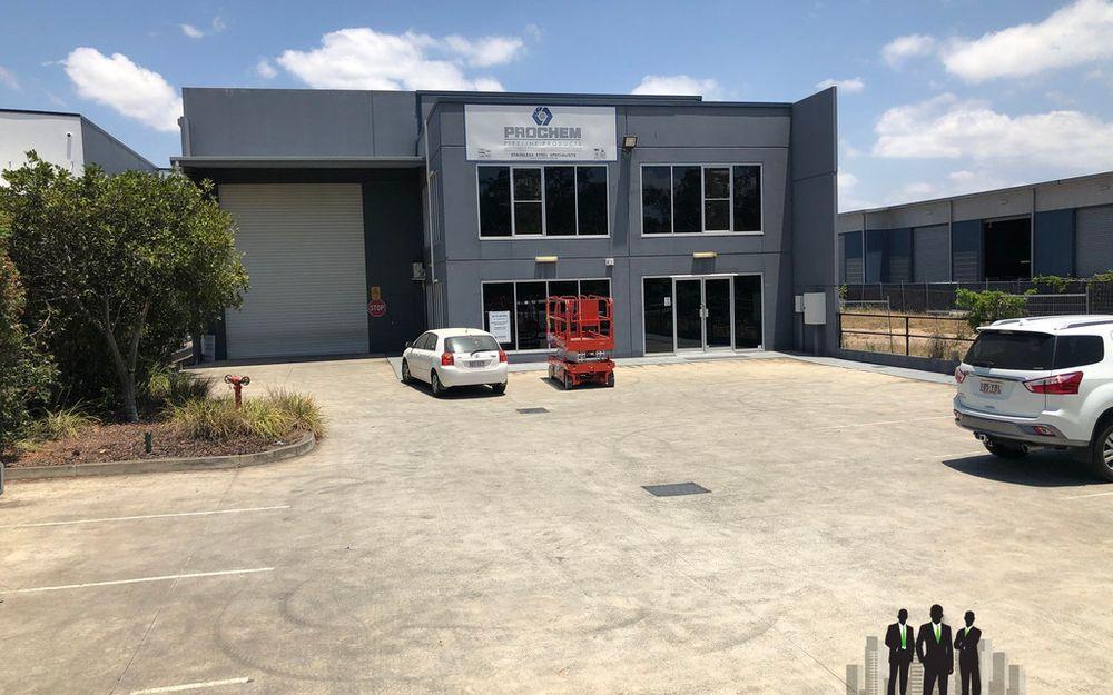 Freestanding Warehouse & Office