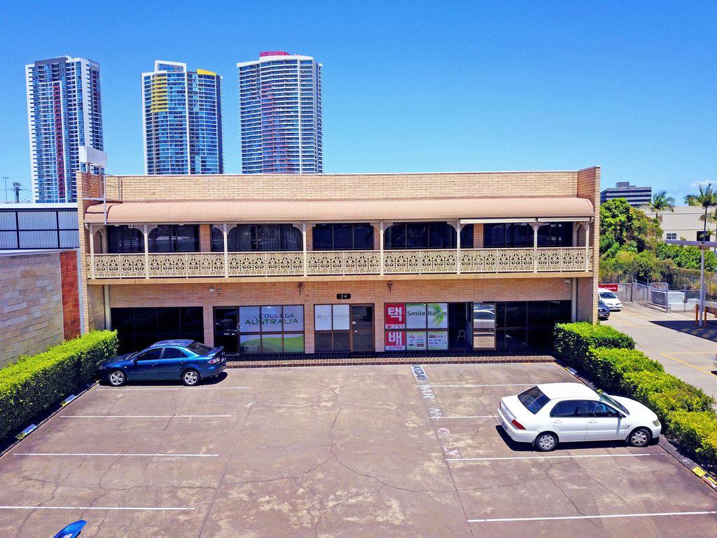 150m2* First Floor Office – Southport CBD