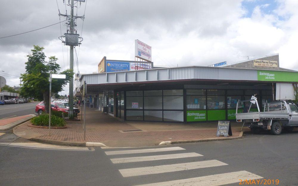 Retail Space in Prime Location in CBD