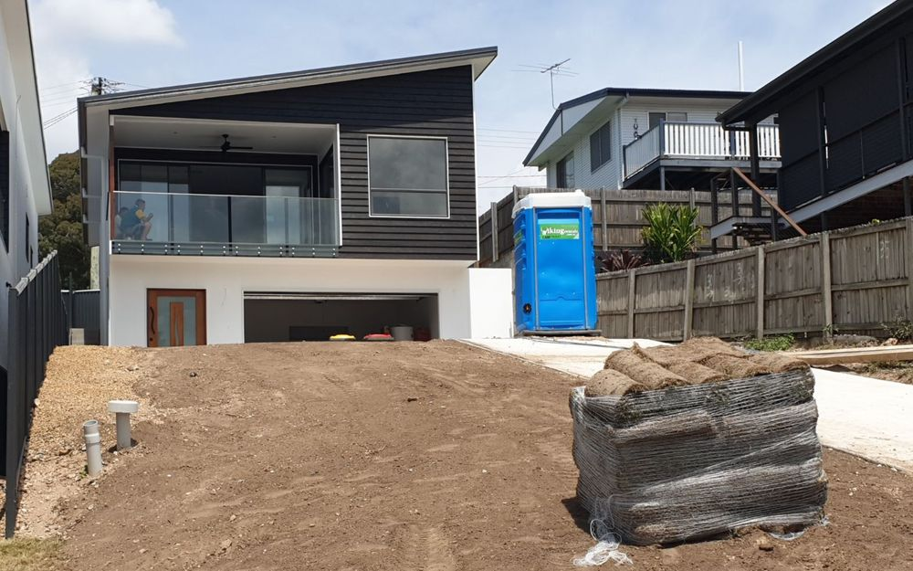 BRAND NEW HOME WITH TWO STREET FRONTAGE