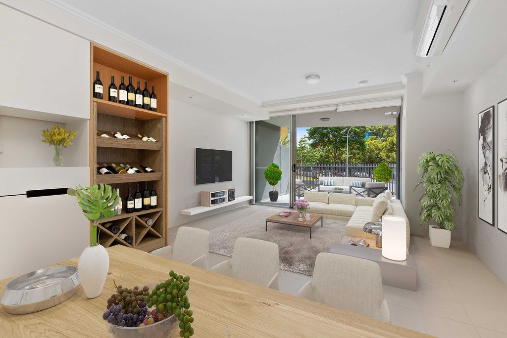 Modern Apartment in Prime Kelvin Grove Location