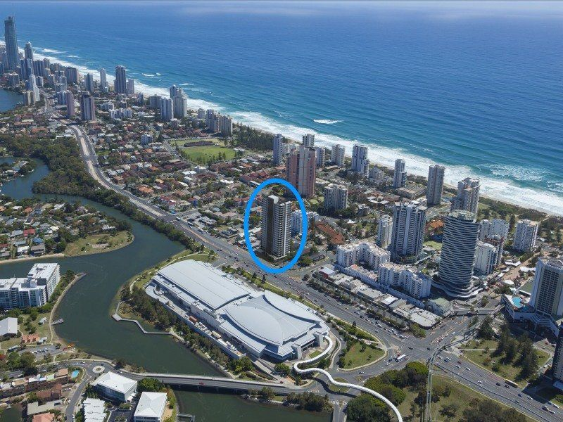 BOUTIQUE BROADBEACH LIVING WHERE LOCATION, LOCATION IS EVERYTHING