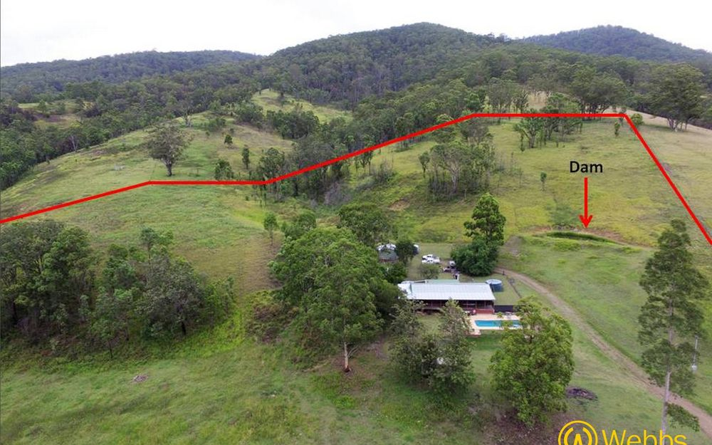 17 acres on the Bowman River