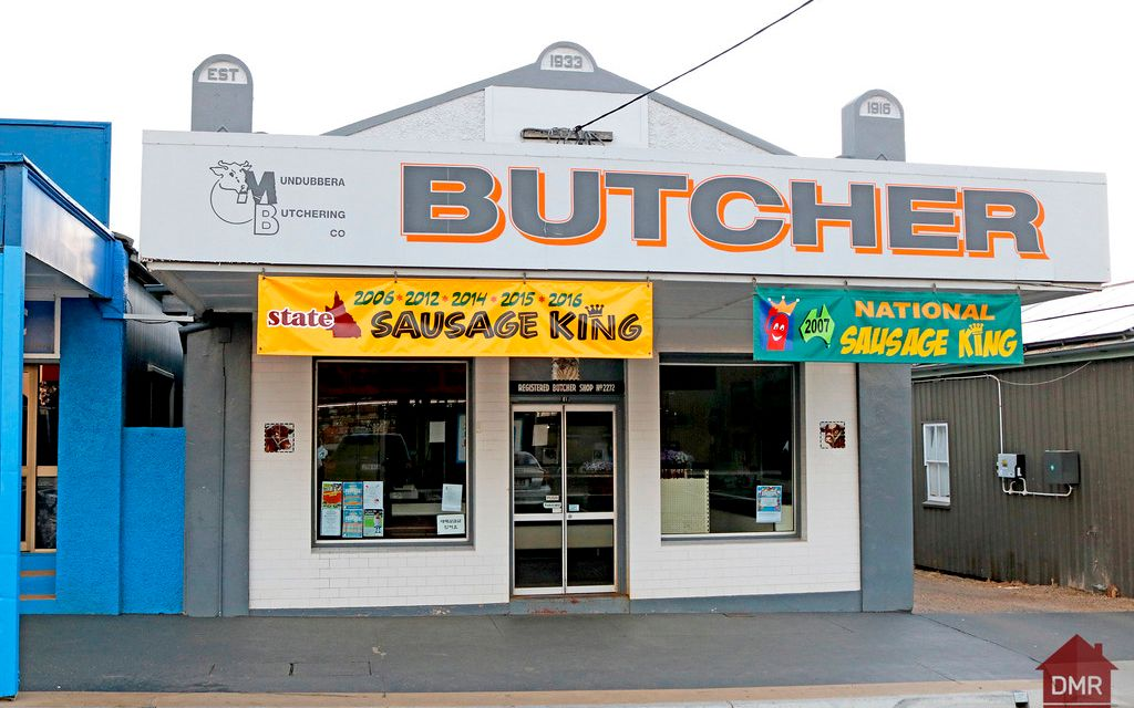 Highly Regarded Butcher Shop For Sale