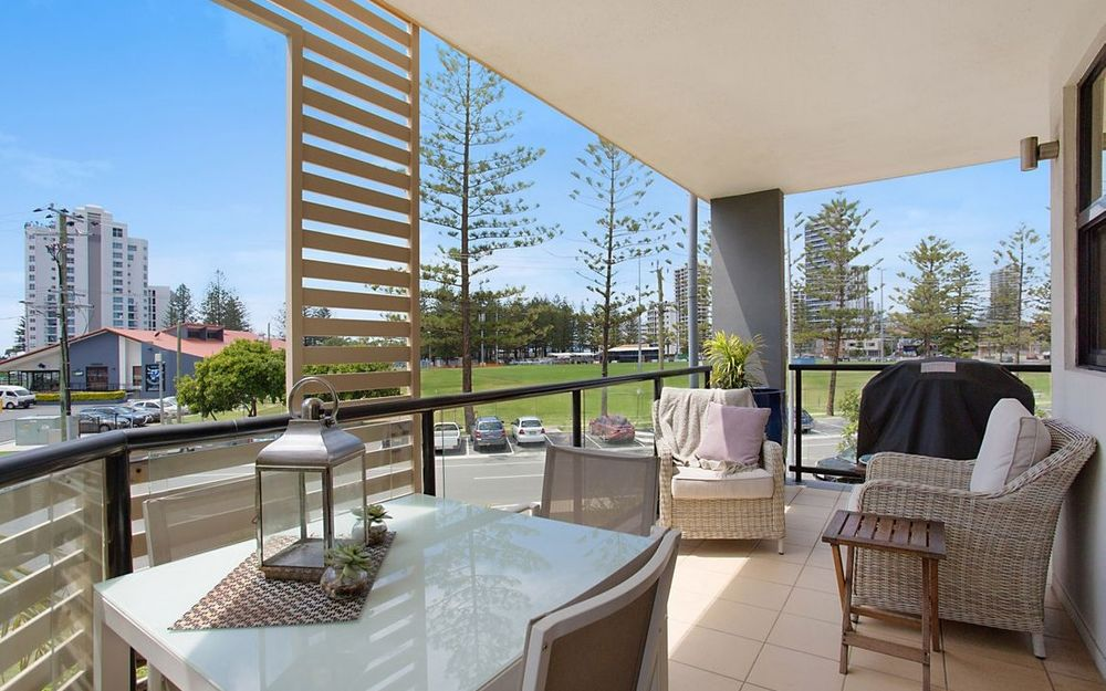 MUST SEE THREE BEDROOM BROADBEACH APARTMENT