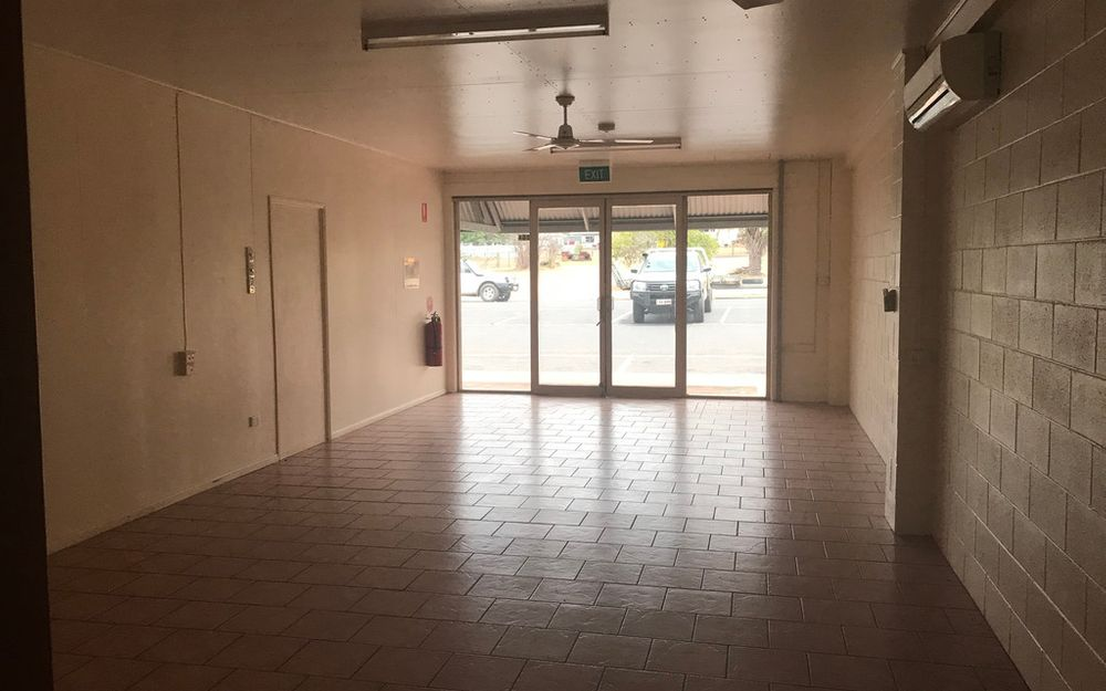 COMMERCIAL SHOP SPACE IN NANANGO CBD – GREAT EXPOSURE!
