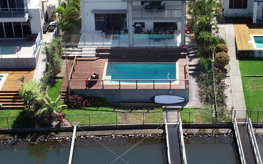 DIRECT ACCESS TO COOMERA RIVER