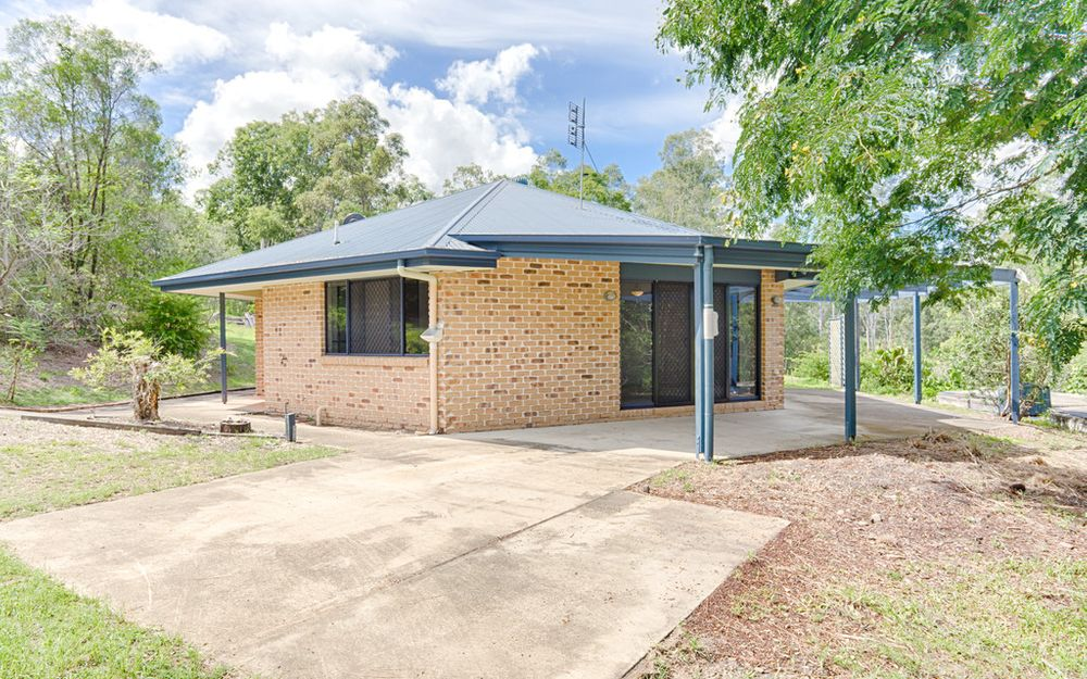Granny flat in peaceful bush setting