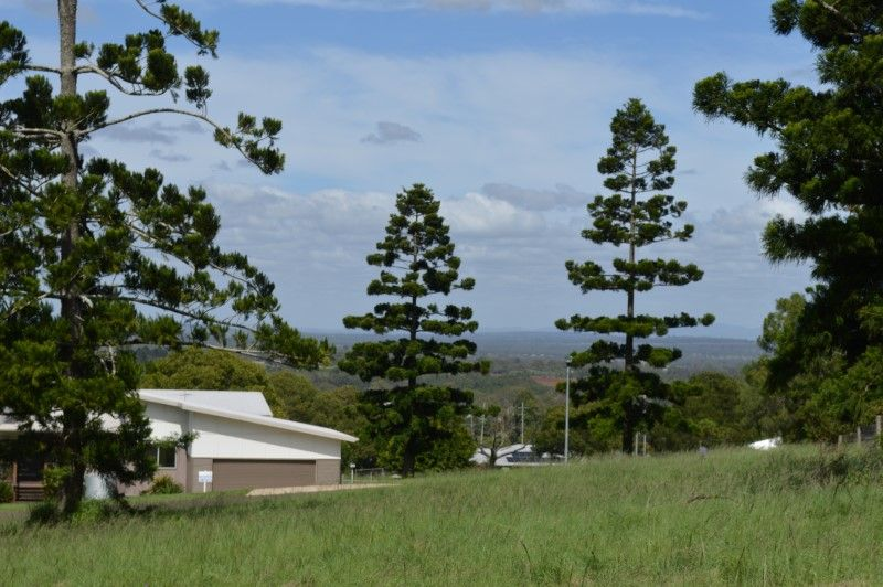 Postcard views of the Bunya mountains