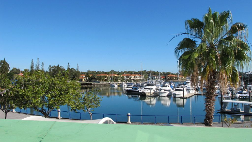 Apartment Living with Direct Views of Raby Bay Harbour