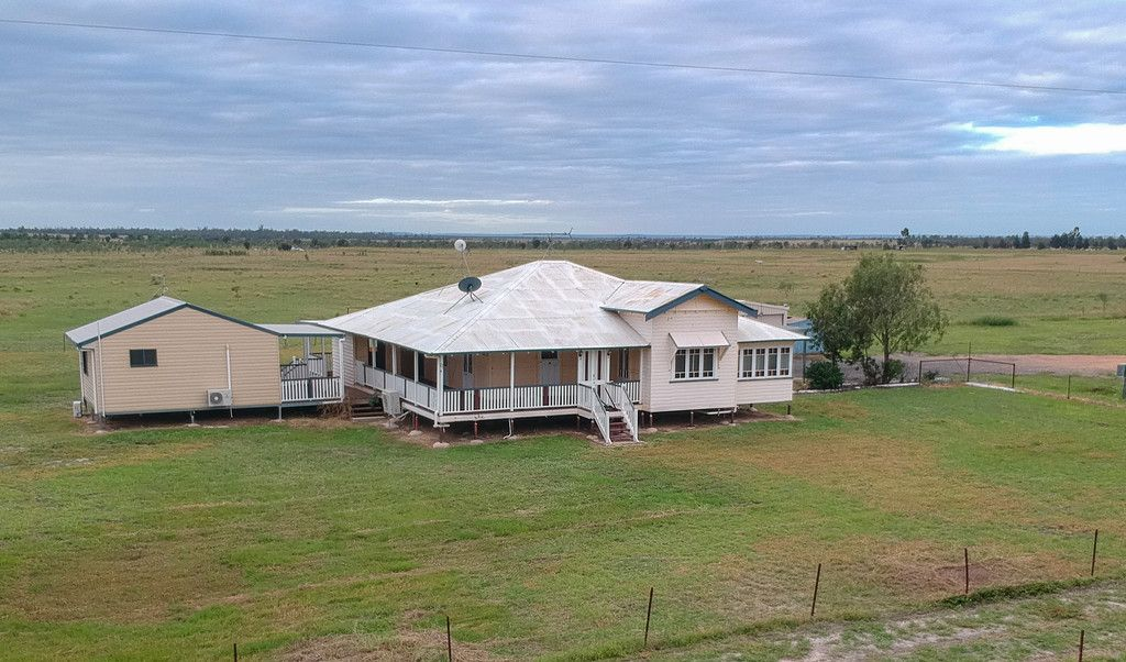 LARGE QUEENSLANDER ON 100 ACRES