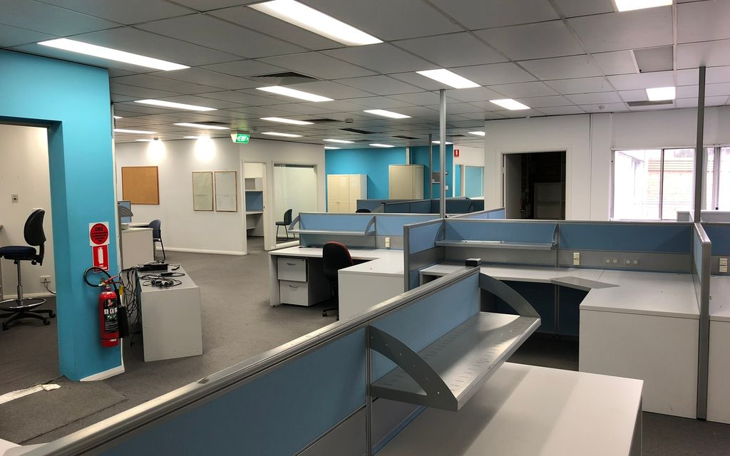 1st Floor Fully Furnished Corporate Offices