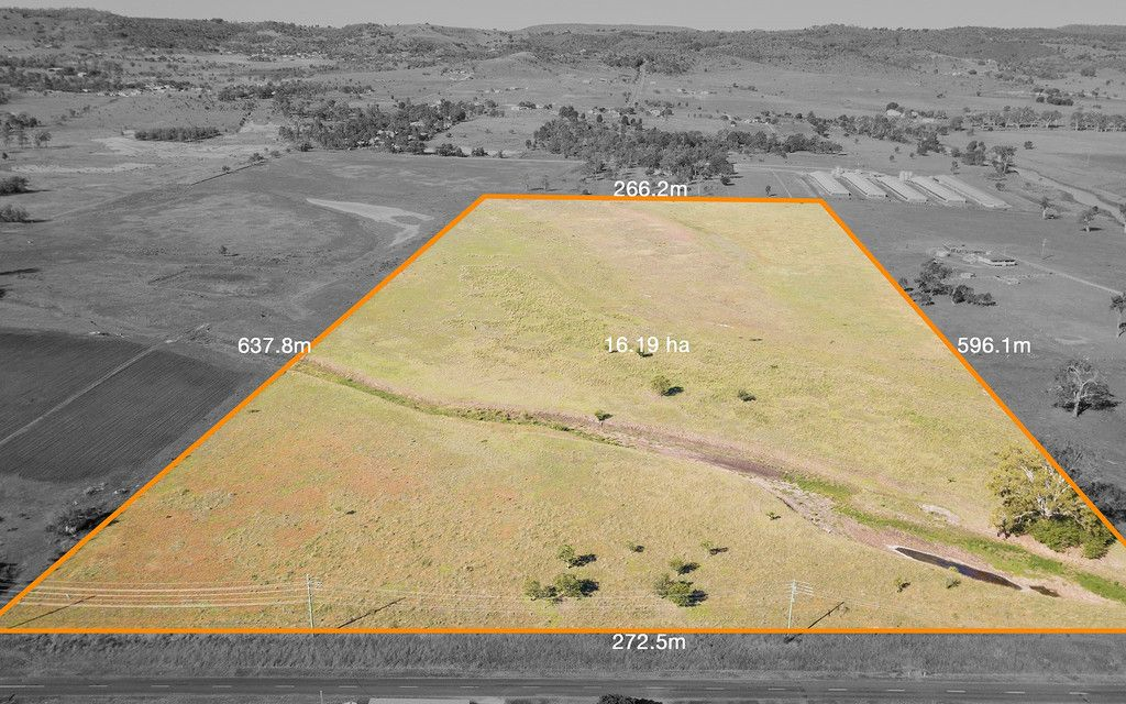 40 Acres of LAND OPPORTUNITY!
