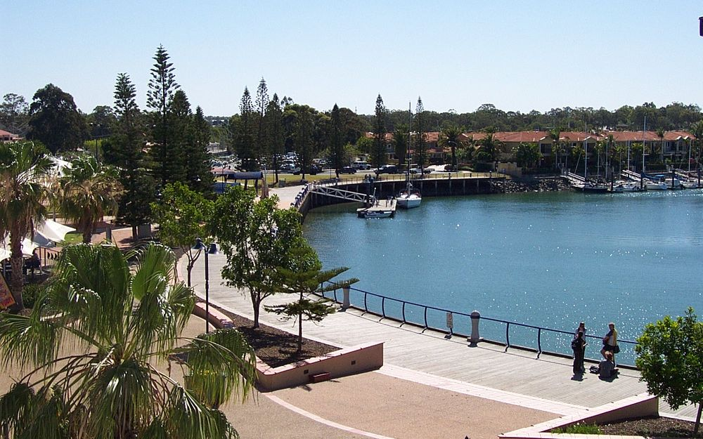 Top Floor Apartment -Raby Bay