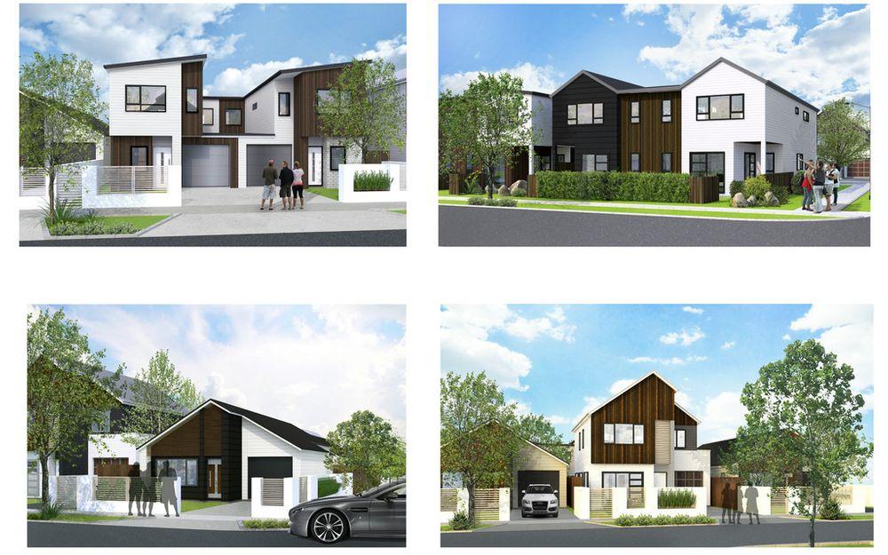 Brand New 3 Bdrm Home under $650k – Kauri Flat Zne