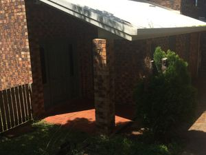 Large older style 2 storey home with in ground pool & huge yard. UNDER APPLICATION