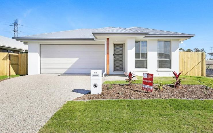 BRAND NEW SPACIOUS 4 BEDROOM FAMILY HOME WITH SEPARATE LIVING AREAS