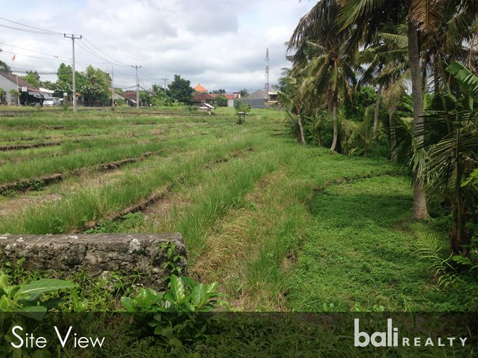 Freehold land At Echo Beach – Canggu