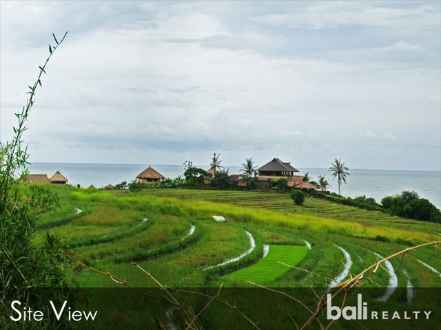 Ocean View Land – Exclusive Location Tabanan