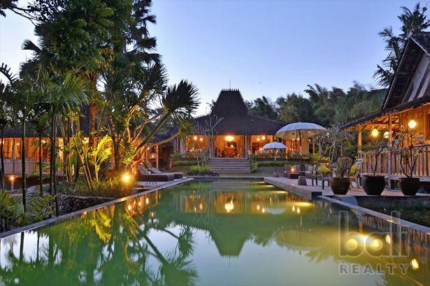 A Stunning Oasis By Jimbaran Bay