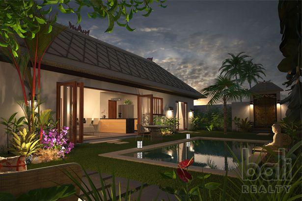 Eco Friendly Modern Villas