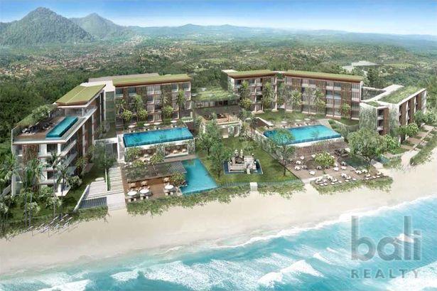 A Beachfront Investment In upscale Seminyak