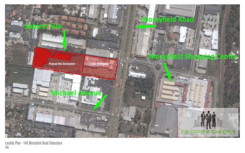 Construction Starting Soon – MASSIVE Expansion To Prime Morayfield Road Retail Complex