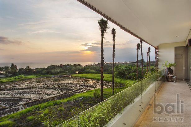 New Luxury Ocean View Apartments In Canggu – Long Lease