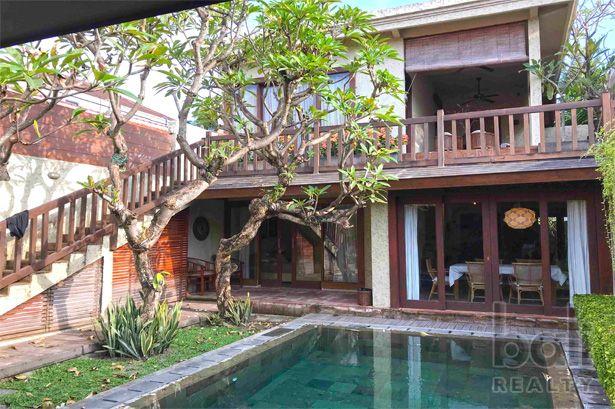 Freehold Villa Beachside Sanur