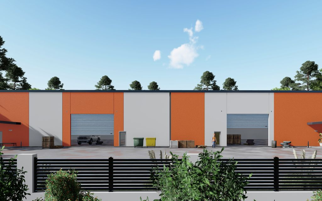 The new Southlink Industrial Estate development is about to get underway!