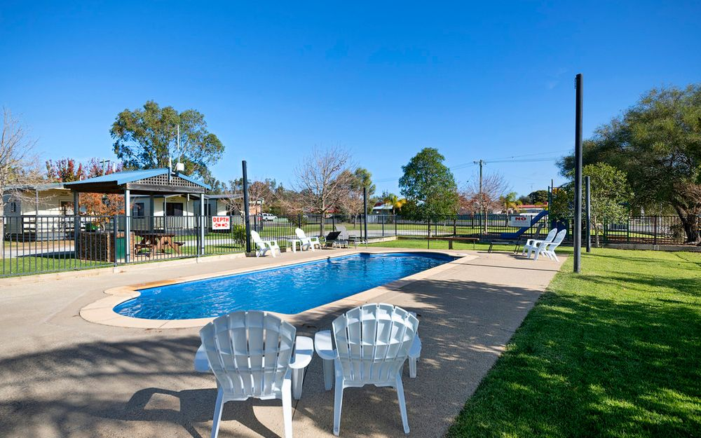 Murray River Leasehold Park with huge upside