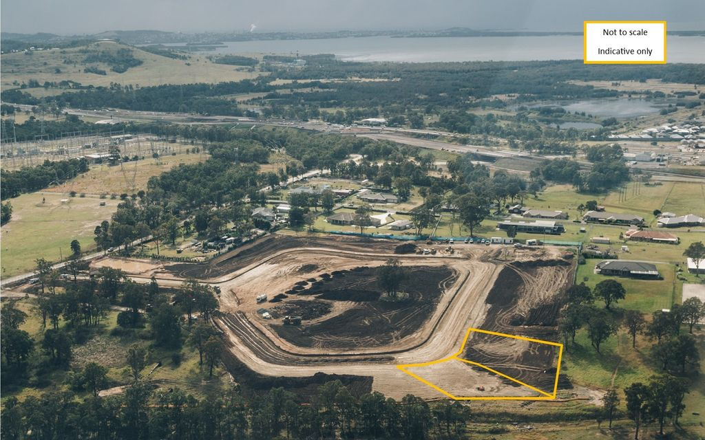 Unique opportunity for Prime Industrial Land