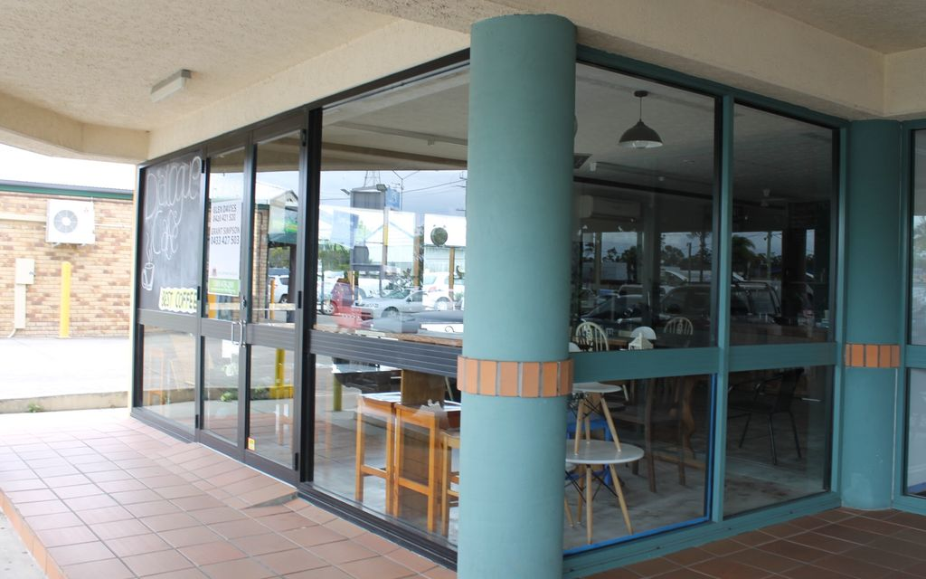 Fitted Out Cafe – All The Work Is Done! Morayfield CBD