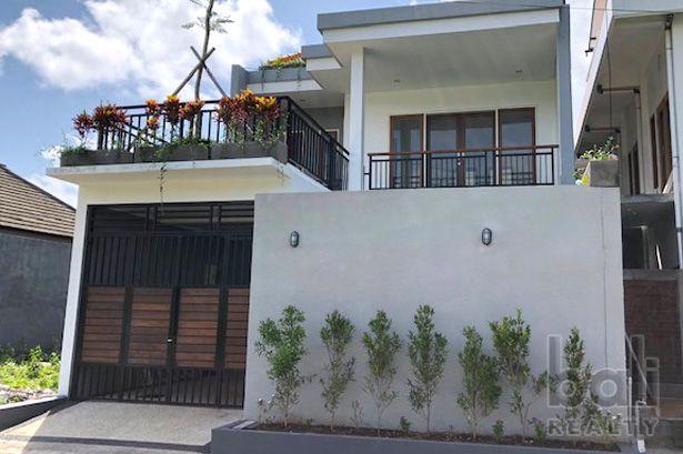 Brand New Modern Villa – On The Way To Balangan Beach – Freehold