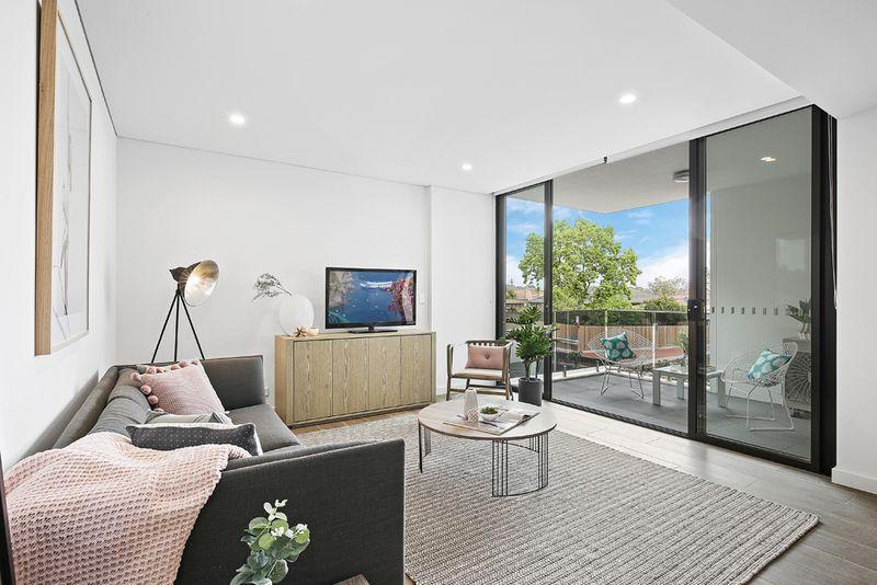 Brand New 1 Bedroom Apartment