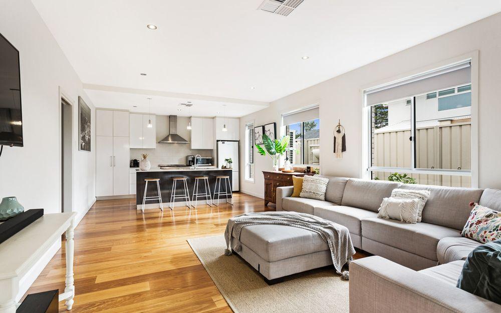 Designer home / immediate return on investment
